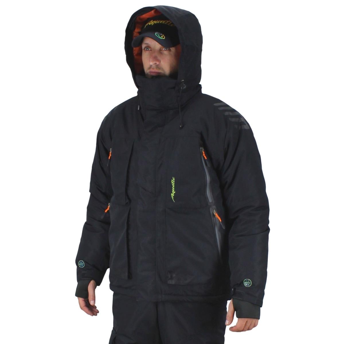 Куртка AQUATIC зимняя КК-14Ч мембрана:5000/5000