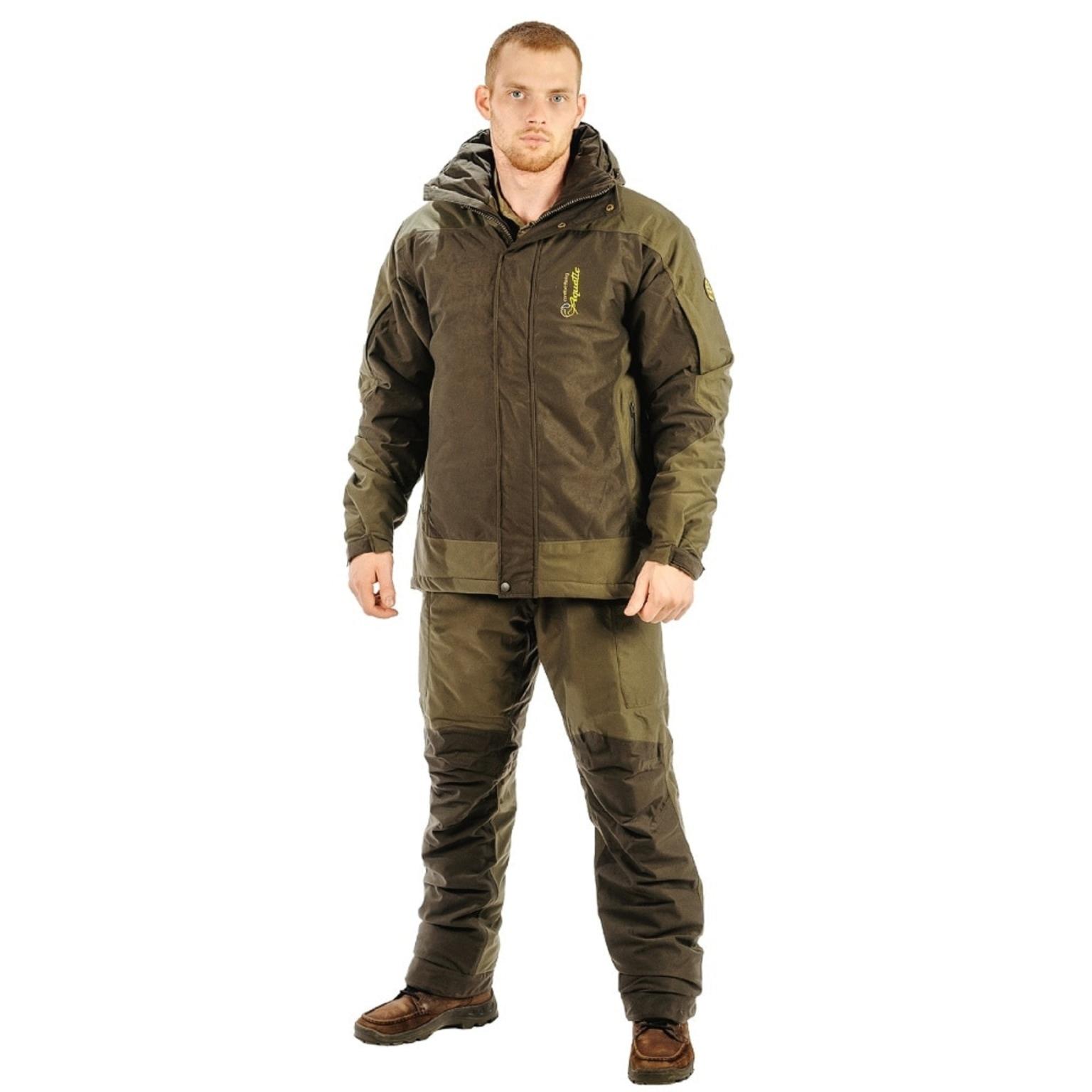 Куртка AQUATIC зимняя КК-02 мембрана:5000/5000