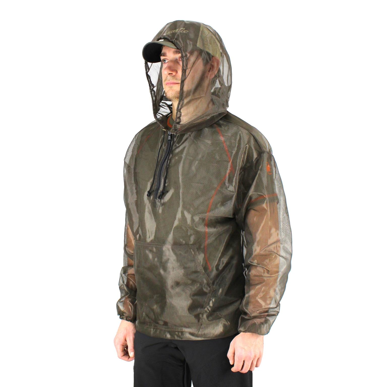 Антимоскитная куртка ANTI-MOSQUITO-02 AQUATIC