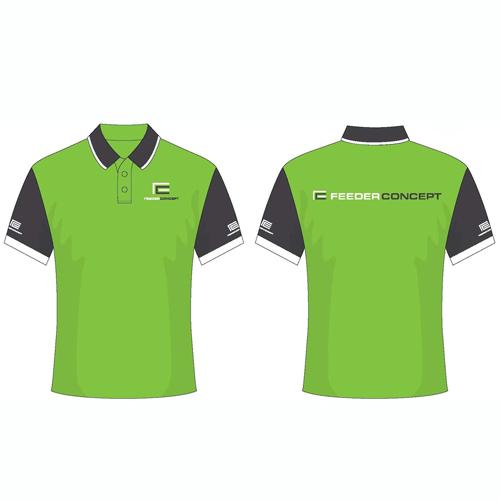 Рубашка поло Feeder Concept 02 р.M