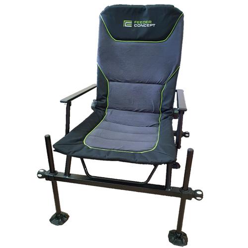 Кресло фидерное Feeder Concept COMFORT диаметр ноги 25мм