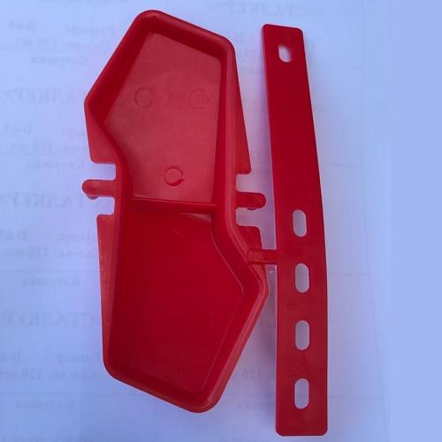 Чехол защитный для ножей ледобура 130мм