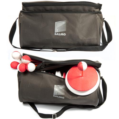 Кружки SALMO в сумке 250г диаметр 16см 10шт. набор