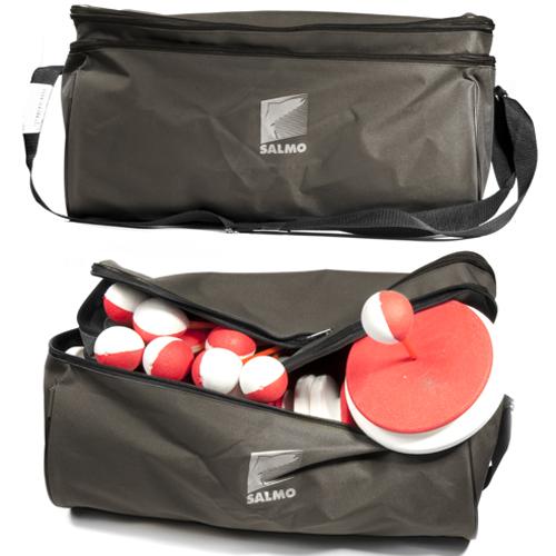 Кружки SALMO в сумке 350г диаметр 18см 10шт. набор