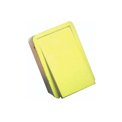 Мотыльница ГX 7.5х5х2.8см желт.