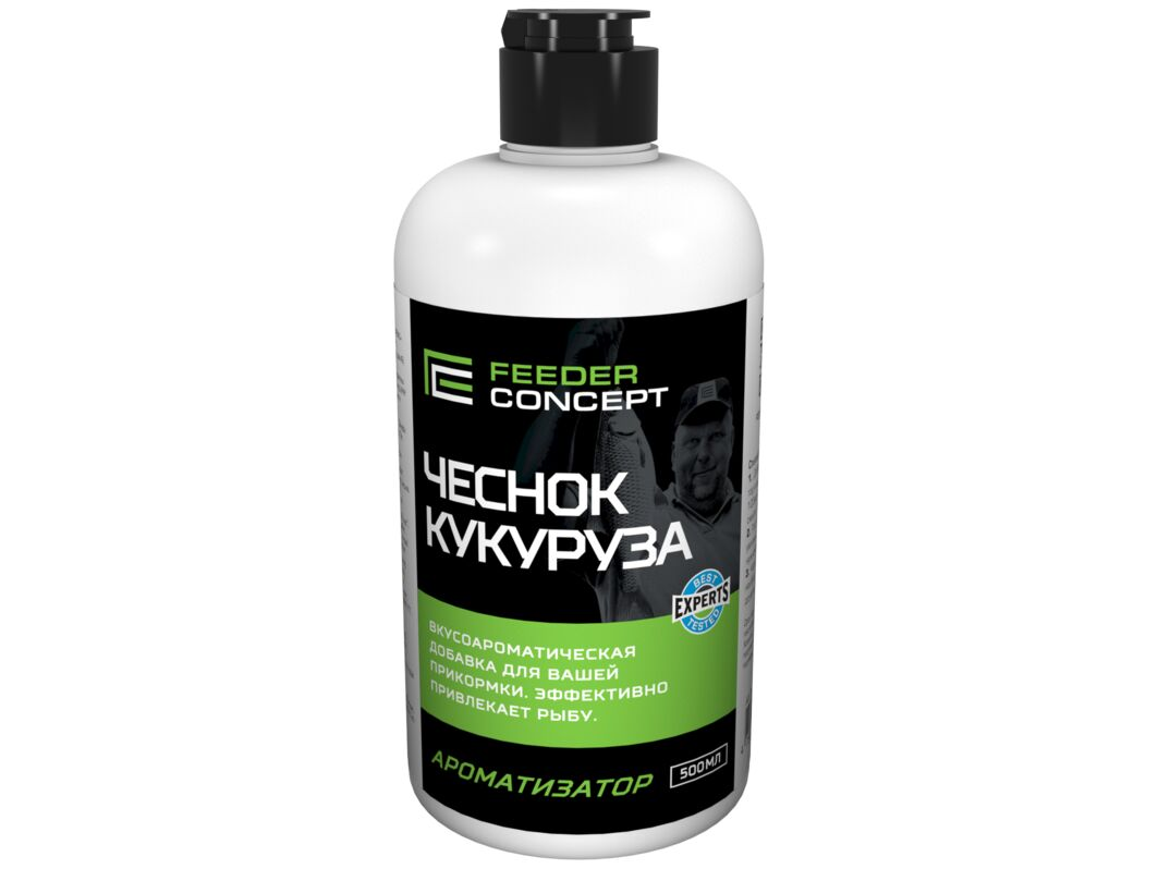 Ароматизатор  Feeder Concept ЧЕСНОК КУКУРУЗА  0.5л