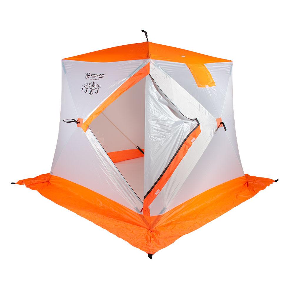 Палатка-куб зимняя однослойная КЕДР PK-03