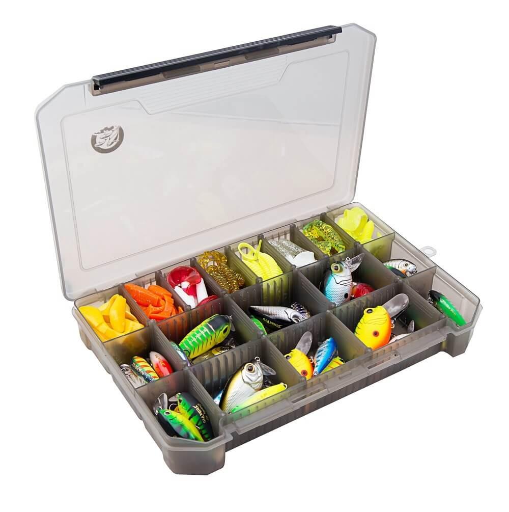 Коробка для приманок КДП-3 ТРИ КИТА