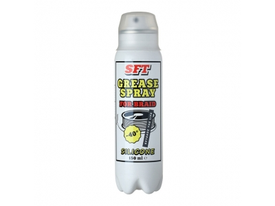 """Смазка-спрей SFT """"Oil Spray"""" жидкая (силиконовая)"""