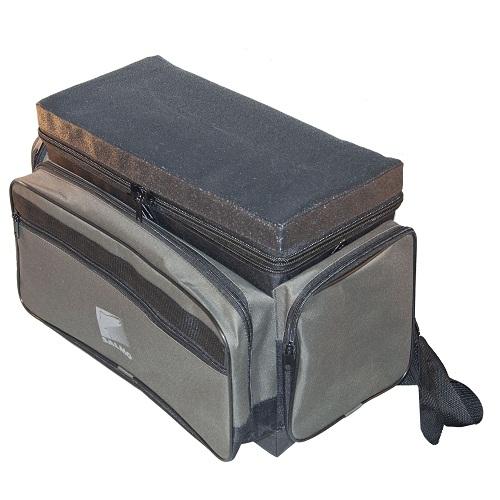 Ящик-сумка-рюкзак рыболовный зимний пенопласт H-1LUX