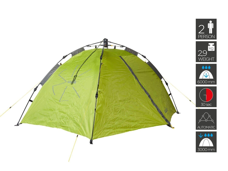 Палатка автоматическая 2-х местная Norfin ZOPE 2 NF