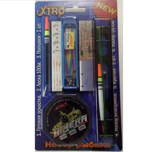 Аксессуары рыболовные XTRO  комплект
