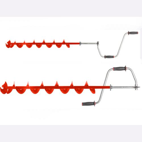 Ледобур Rextor STORM Long 130мм