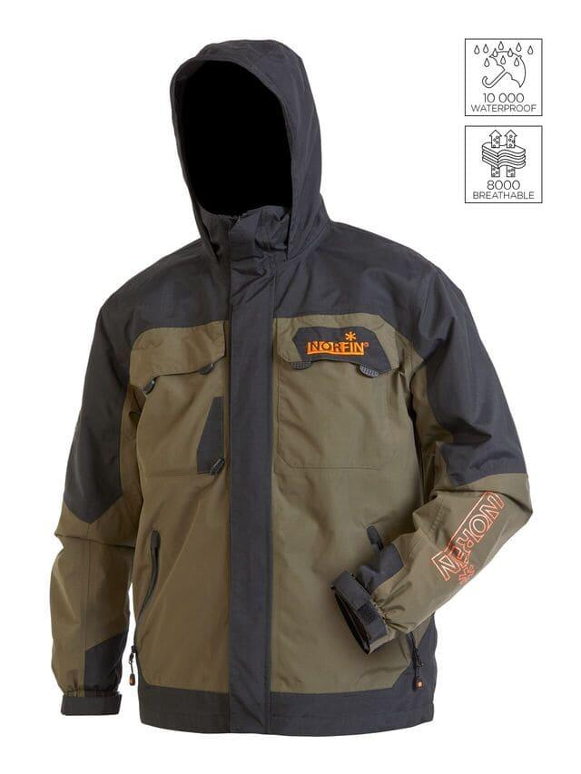 Куртка Norfin RIVER 01 р.S