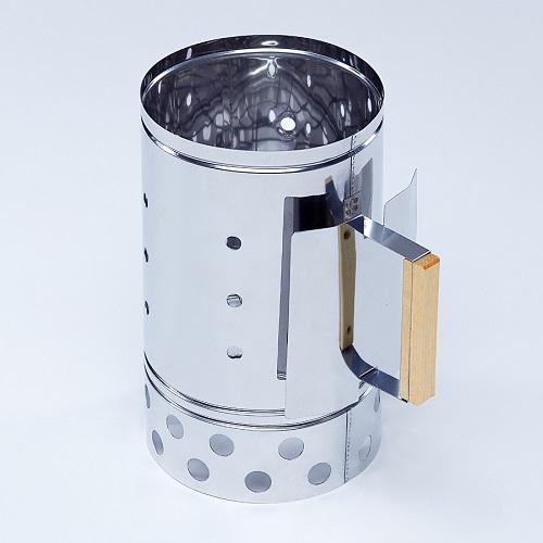Кружка-стартер для розжига углей