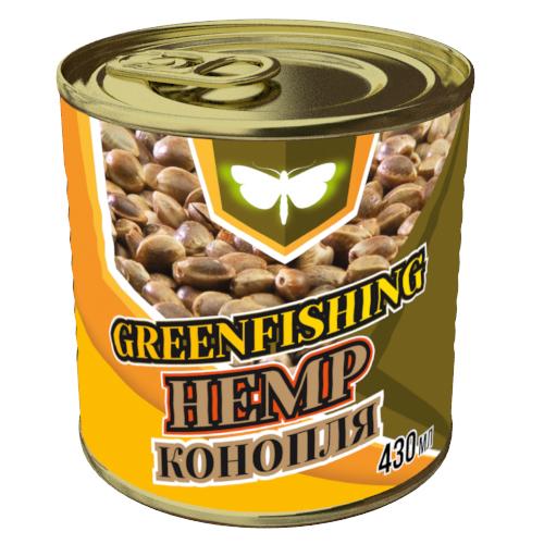 Добавка Семена Конопля вареная 100% 0.43л
