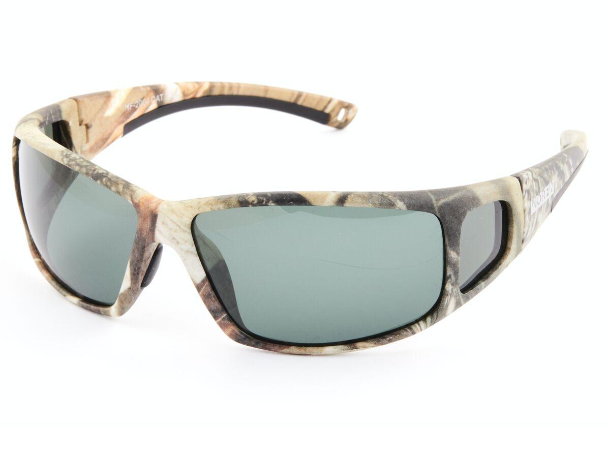 Очки поляризационные Norfin линзы серо-зелёные 04
