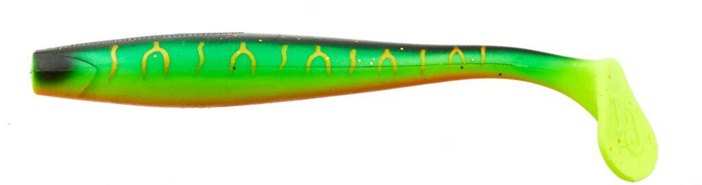 Виброхвосты LJ 3D Series KUBIRA SWIM SHAD 5,0in (12,50)/PG02 3шт.